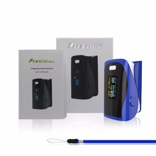 Finger Pulse Oximeter,Accurate For Medical Equipment,And Daily Sports Fitness Pulse Rate Alarm Meter,PR,SPO2-New Dark Blue mp5w 44 new and original autonics pulse meter 100 240vac