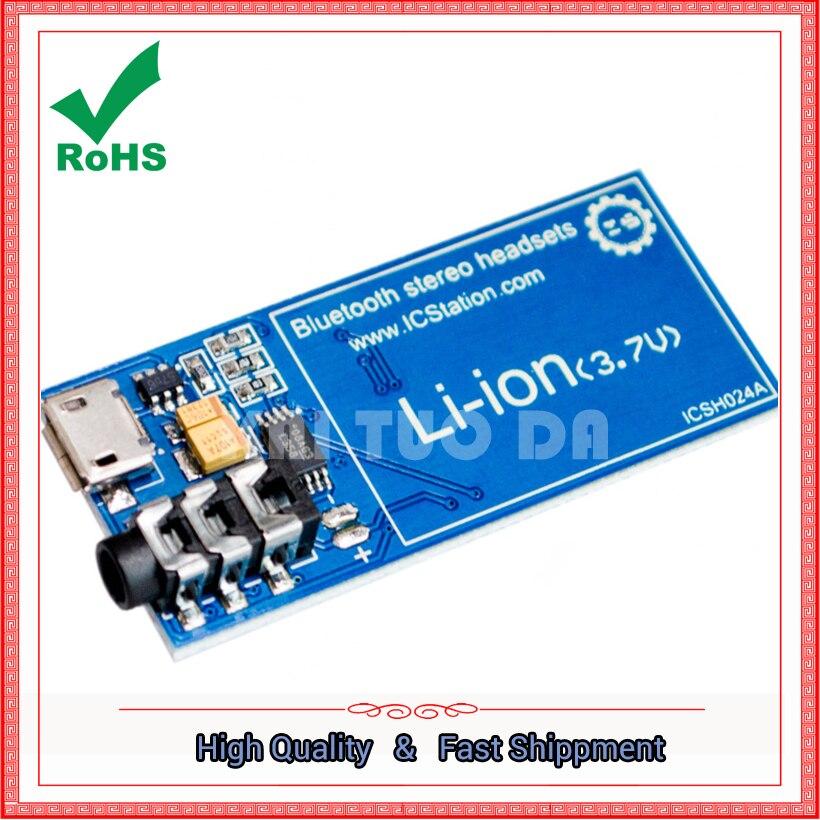 <font><b>XS3868</b></font> wireless <font><b>Bluetooth</b></font> adapter board <font><b>module</b></font> <font><b>Bluetooth</b></font> stereo audio <font><b>module</b></font> master chip OVC3860 board