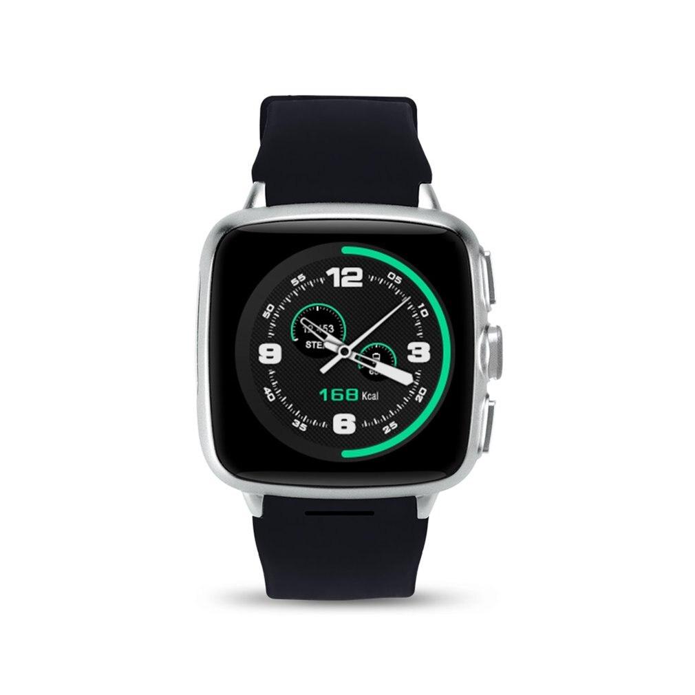 Gps Bluetooth 4,0 женские цифровые часы уличные Смарт часы для мужчин женщин барометр спортивный браслет на запястье часы для модного подарка - 6