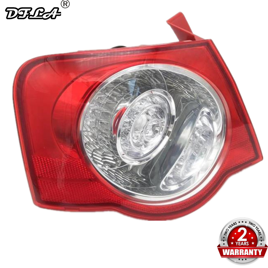 Car Led Light For VW Passat B6 Sedan 2006 2007 2008 2009 2010 2011 Car-Styling LED Rear Tail Light Lamp Left Side Outer LHD цена