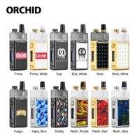 Heavengifts Orchid IQS Pod Vape Kit with 950mAh Battery & Pod System Orchid IQS VS Trinity Alpha / Drag Nano/ Lost Vape Orion