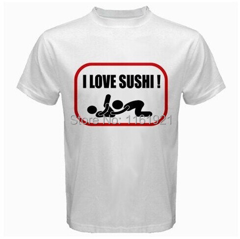Aliexpress.com : Buy I Love Sushi Adult Funny Oral SEX Sexual ...