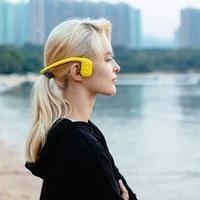 Tayogo IPX8 Bone conduction 100% Waterproof MP3 player headphone Underwater with Radio FM bluetooth Pedometer for Swimming sport