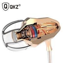 Earphon QKZ X7 100% Original 4 Colores Auriculares de Música Auriculares De Teléfono Auriculares Bass Auriculares audifonos fone de ouvido
