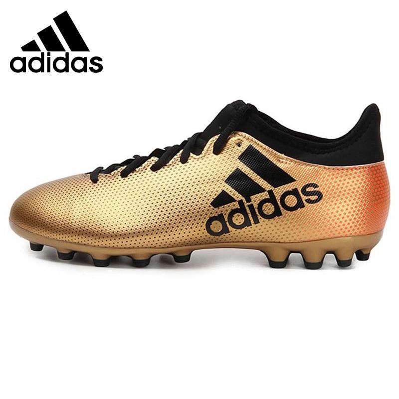 Original New Arrival 2018 Adidas X 17.3 AG Men's Football/Soccer Shoes Sneakers invisibobble резинка браслет для волос original luscious lashes