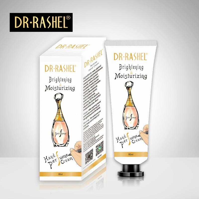 DR.RASHEL Parfüm kézkrém fényesítő lotion hidratáló - Bőrápolás