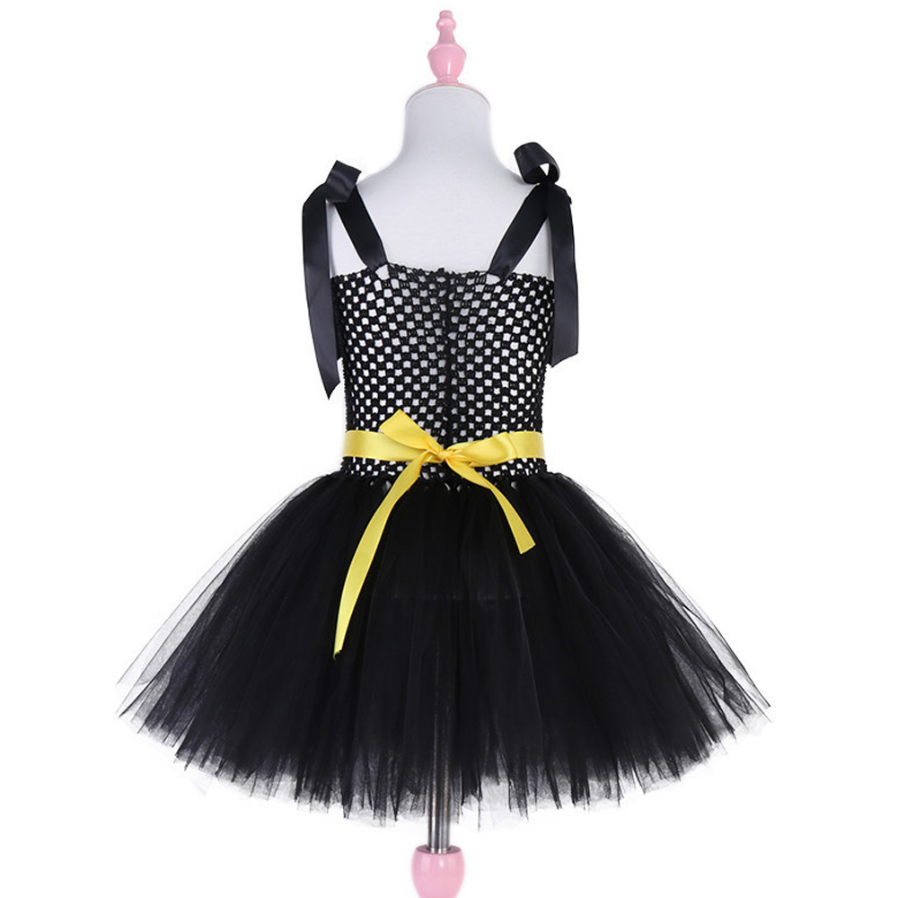 Superhero Kids Halloween Christmas Costume Tutu Dress Children Party - Children's Clothing - Photo 4