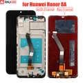 Schermo LCD Per Huawei Honor 8A Display LCD + Touch Screen Con Telaio di Ricambio Per Huawei Honor 8A 6.09 ''display LCD Digitalizzatore