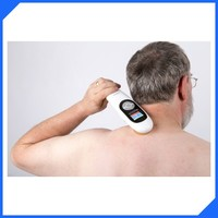 Laspot lumbar disc herniation pain relief cold laser therapy no side effects handheld device GD P 1