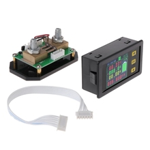 DC120V 100A 200A 300A 500A LCD Combo Meter Voltage Current Monitoring Monitor цена и фото