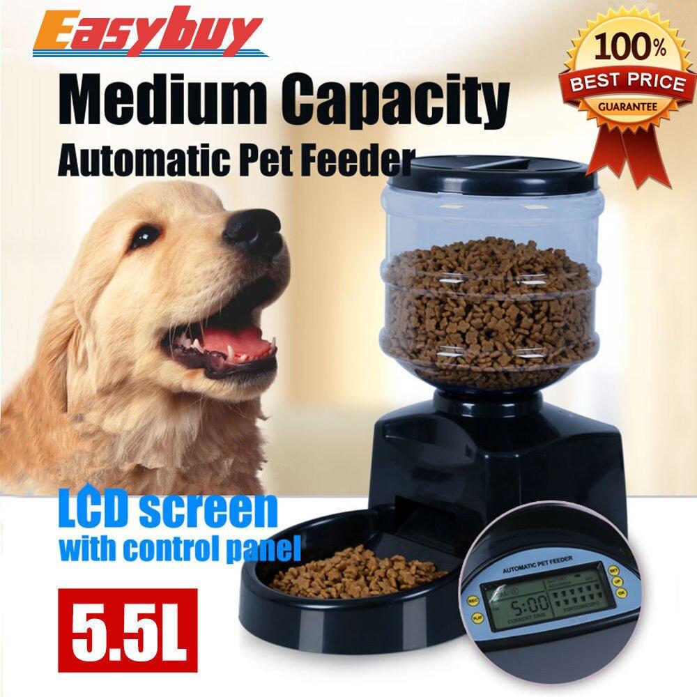 5.5L Big Automatic Feeder Pet f