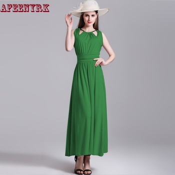 AFEENYRK 2017 Brand Summer Dress Women Black Elegant Sexy Casual Office polyester Party Dresses Vestidos h0647