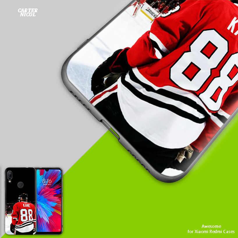 Силиконовый чехол Kane для хоккея на льду для Xiaomi Redmi Note 7A 7S K20 Y3 mi 9T CC9 CC9E Pro TPU чехол для телефона с полным корпусом