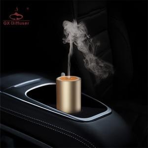 Image 3 - GX. Difüzör taşınabilir araba USB ultrasonik nemlendirici uçucu yağ difüzör Aroma YAYICI hava temizleyici aromaterapi Mist Maker