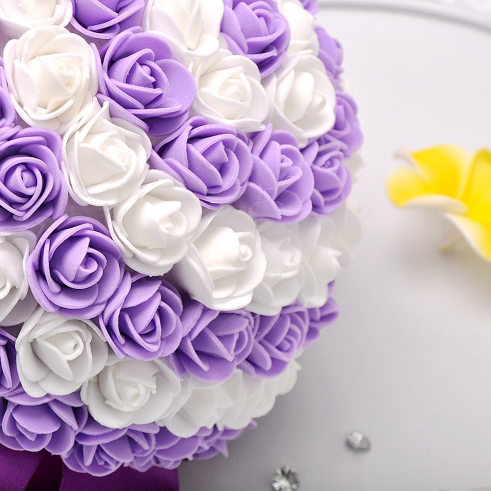 2pcslot Beautiful Many Colors Newly Married Wife Bridesmaid Flower