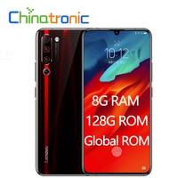 Global ROM Lenovo Z6 Pro 8GB 128GB Android P 4G FDD LTE Snapdragon 855 Octa-core Mobile Phone 6.39″FHD+2340×1080 48MP 4000mAh Lenovo Phones