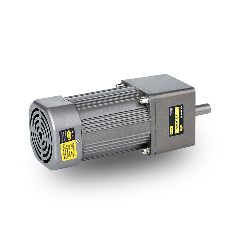 120W micro AC asynchronous gear speed control fixed speed gear motor reversible control motor 220V380V цена