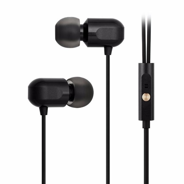 GGMM C700 Earphone Headset In-Ear Earphones with Mic 3.5mm Metal Bass Headsets Earphone for Phone PC Earphones Gaming Headset