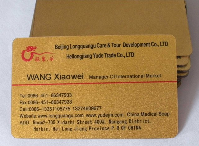 Gold leaf business cardreal gold on aliexpress alibaba group gold leaf business cardreal gold colourmoves