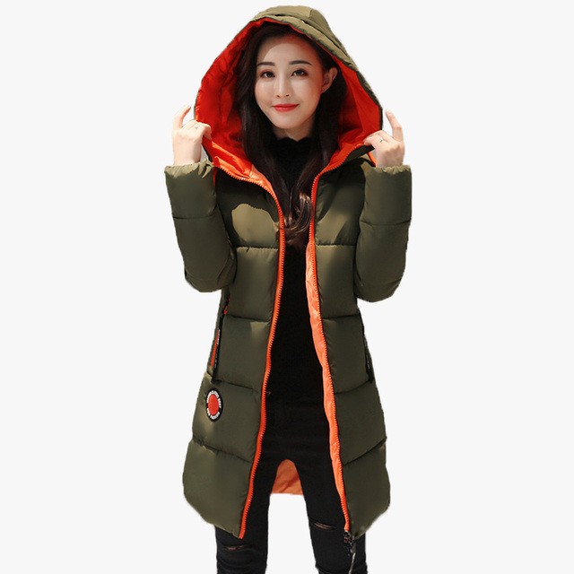 Womens Fishtail Parka Coats