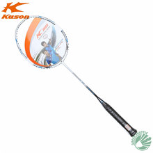Genuine 2019 New Kason Badminton Racket High Quality C7-pt F9 All-Carbon For Double Men And Women Badminton Raquete(China)