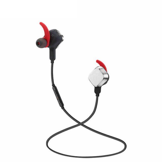 Leadstar v4.1 sweatproof deporte función de cancelación de ruido auriculares bluetooth para teléfono inteligente