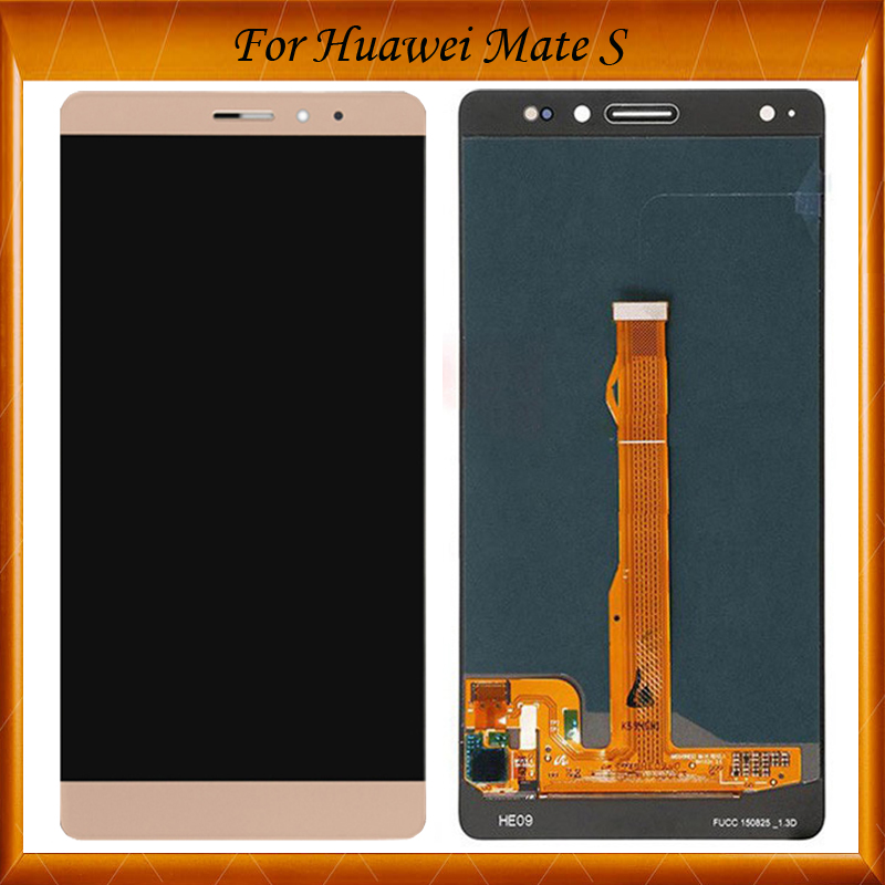 5.5For Huawei Mate S LCD Display Touch Screen Digitizer Assembly for huawei mate s CRR-UL00 CRR-UL20 lcd Replace IN Stock5.5For Huawei Mate S LCD Display Touch Screen Digitizer Assembly for huawei mate s CRR-UL00 CRR-UL20 lcd Replace IN Stock