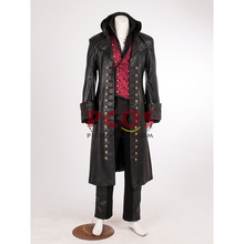 Once Upon a Time Killian Jones Captain Hook Cosplay Costume mp001994