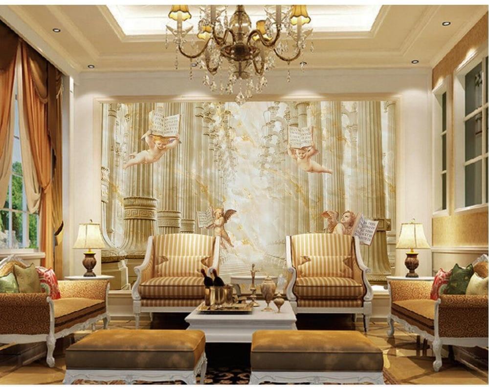 3d Wallpaper For Living Room Wall 3d Wallpaper For Room Wall 3d Wallpaper Roman Pillar