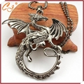 """The film """"the hobbit"""" fantasy dragon necklace Smaug desolate Lord of the ringer"""