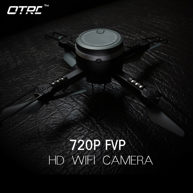 2.0Mp rc Drone with Camera WiFi FPV Altitude Hold One Key Return RC Quadcopter Wide Angle RC Helicopte Remote monitoring otrc