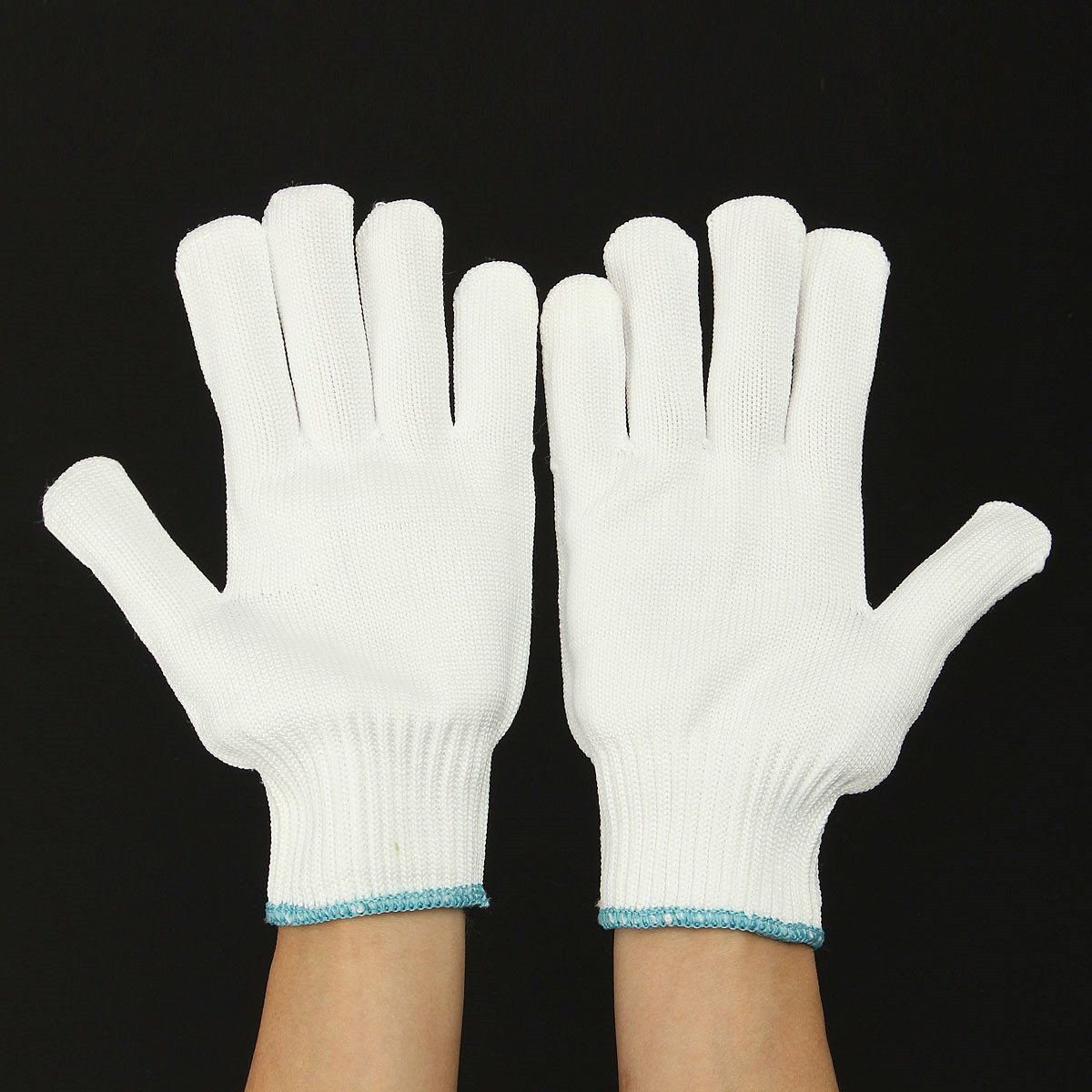 NEW Safurance Heat Resistant Anti Protection Burn Hot Heatproof Glove BBQ Oven Kitchen Gloves Workplace Safety