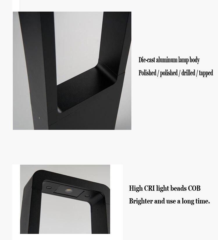 High Quality lawn light