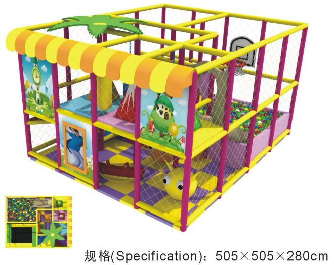 Ihram Kids For Sale Dubai: CE Certified Kids Indoor Playgroundequipment/ Naughty