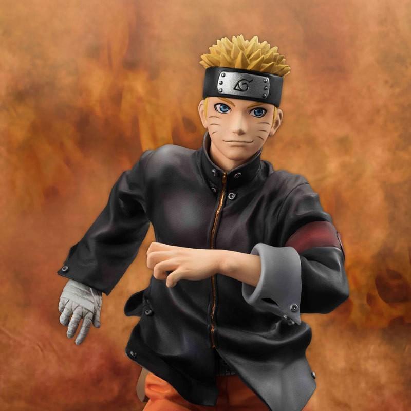 Naruto Uzumaki Toys Running Front
