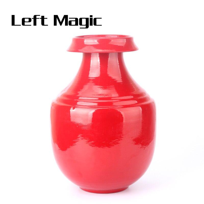 Eau sans fin de bouteille tours de magie eau apparaissant de bouteille vide scène magique accessoires accessoires comédie Illusion - 2