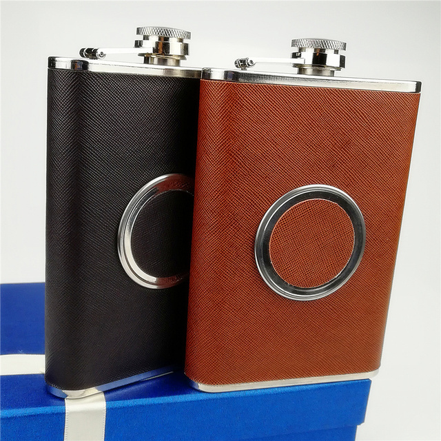 Luxury Stainless Steel Shot Flask