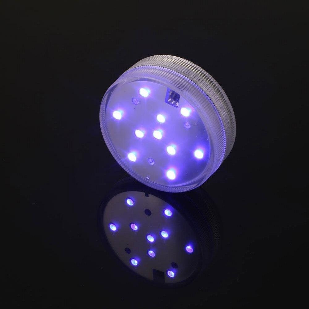 Submersible Led Light Multi Color Waterproof Led Light
