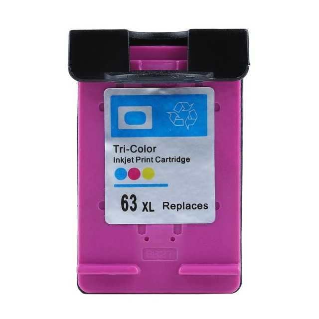 For hp 63 xl 63xl ink cartridge use for hp officejet 3830 4650 4655 for hp 63 xl 63xl ink cartridge use for hp officejet 3830 4650 4655 deskjet 2130 fandeluxe Images