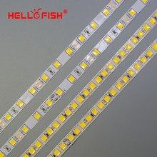 Светодиодная лента 12 в 5 м 600 светодиодный 5054 300 Светодиодная лента кухонный светодиодный белый теплый белый