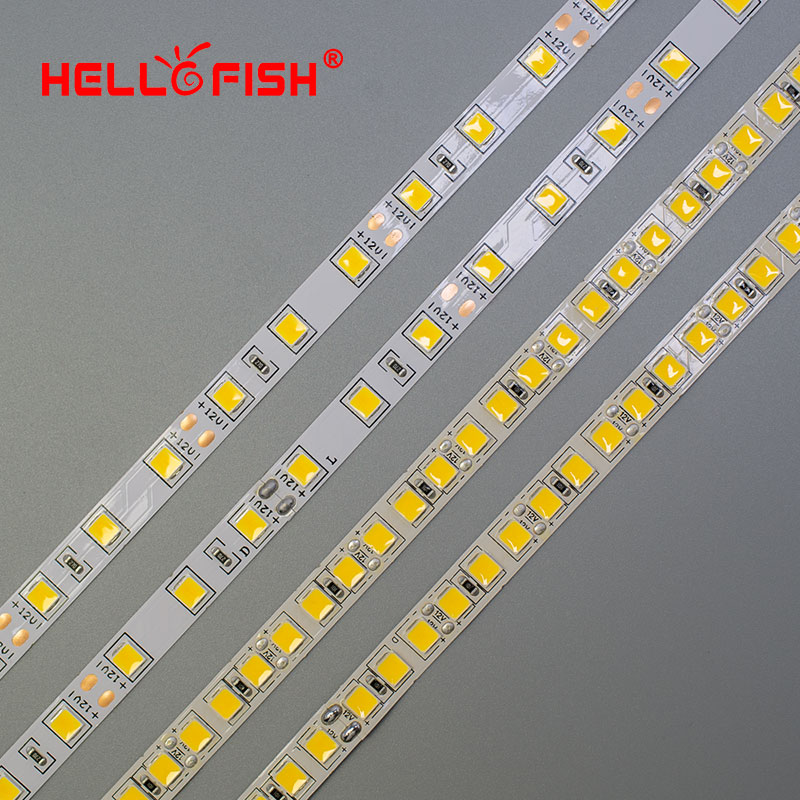 LED Strip Light LED Tape Backlight 12V 5m 600 LED 5054 300 LED Strip Kitchen White Warm White