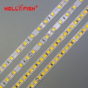 Image 1 - LED Strip Light LED tape backlight 12V 5m 600 LED 5054 300 LED strip kitchen white warm white