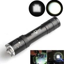 Супер Мощный 2500 Люмен Масштабируемые CREE Q5 LED 18650 Фонарик Факел Лампы