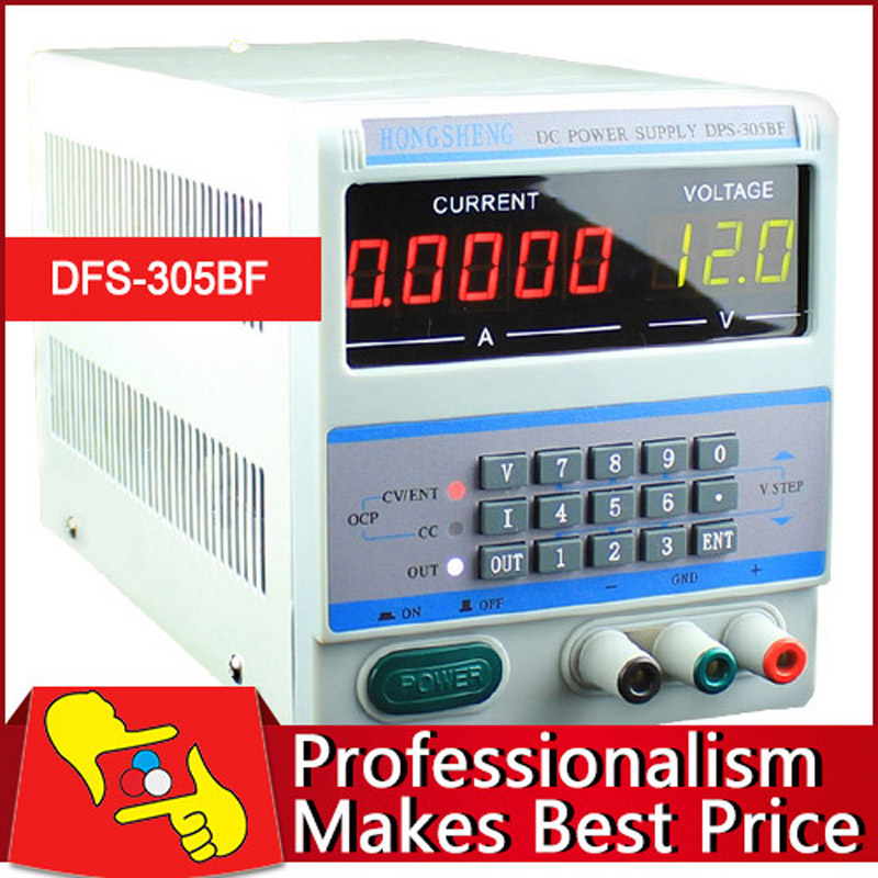 DPS-305BF 30V 5A Digital Control DC Voltage Regulated Power Supply for Laptop Repair free shipping