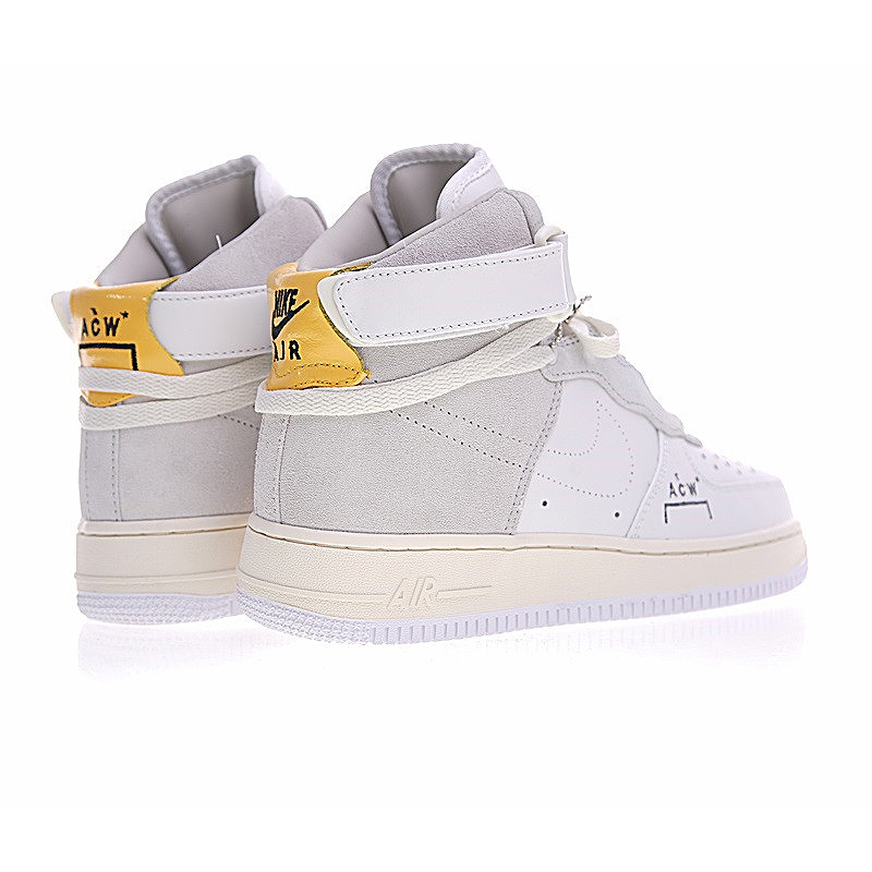 028e71fff3b Nike Air Force 1 A Cold Wall AF1 ACW Joint Men s Skateboard Shoes ...
