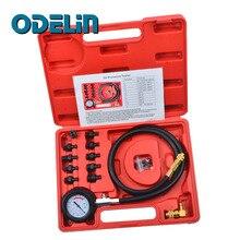 Testeur de Kit de Test de pression dhuile moteur dispositifs davertissement de basse huile outil de Garage de voiture