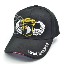 купить 101st Airborne Division Baseball Cap Men US Army Cap  AIR FOREC Sport Tactical Cap Bone Snapback hat eagle Gorras дешево