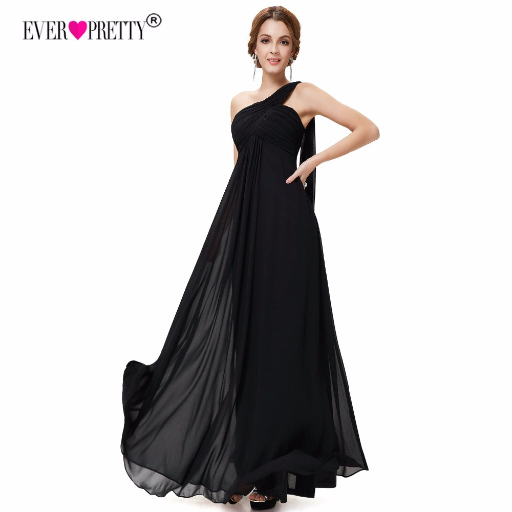 Plus Size Evening Dresses Ever Pretty Ep09816 One Shoulder Ruffles