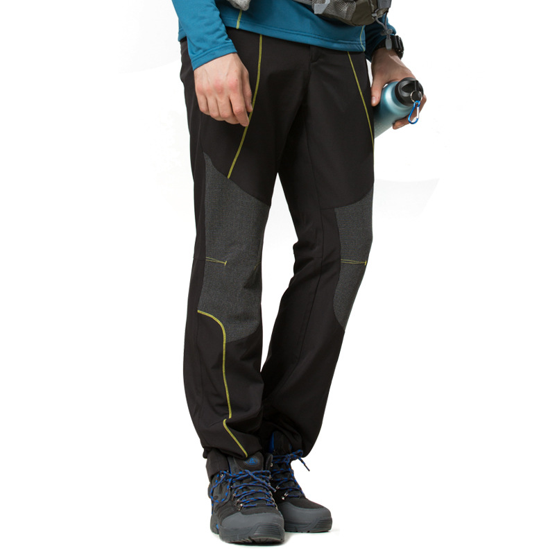 TECTOP PW5271 Spring and Summer Outdoor Quick Dry Sport Pants, Elastic Polyester Men Pants