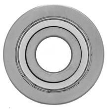 1pcs 25*72*23.8mm LFR5206-25 U Grooved Track Roller Bearing axial miniatura Deep groove Bearing Mount 1pcs shlnzb taper roller bearing 31322 27322e 110 240 63mm